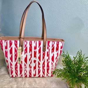 Kate Landry | Wine Colored Tote